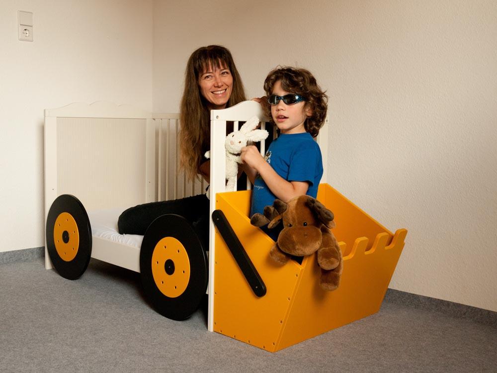 Kinderbett baggerbett  Baggerbett | KANAHOLZ