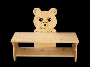 Kindersitzbank Bär