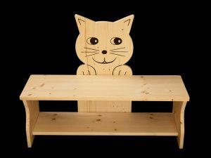Kindersitzbank Katze