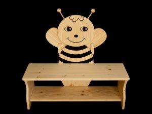 Kindersitzbank Biene